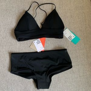 H&M two piece bathing suit